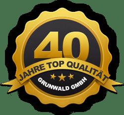 40 Jahre Top Qualität
